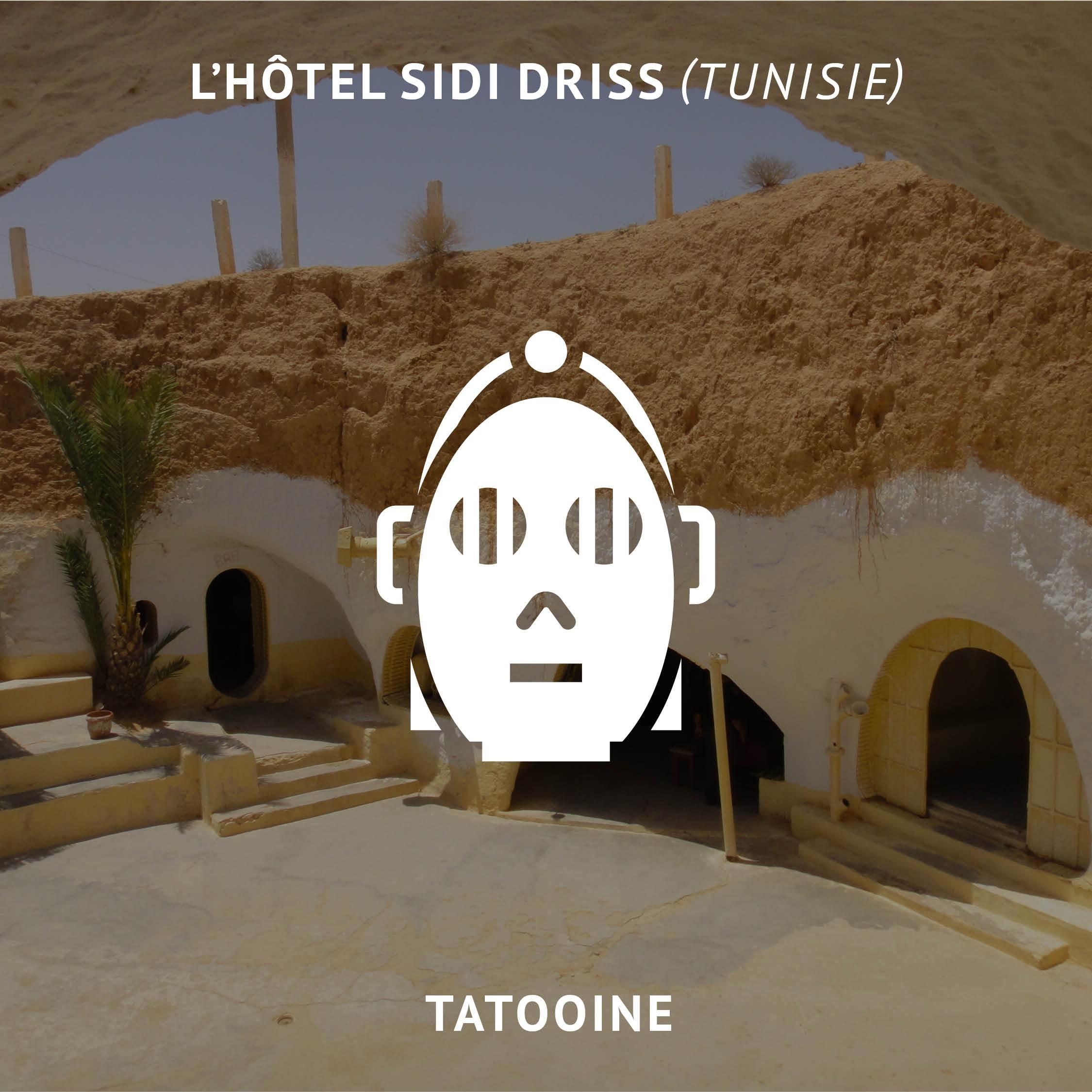 hôtel Sidi Driss en Tunisie