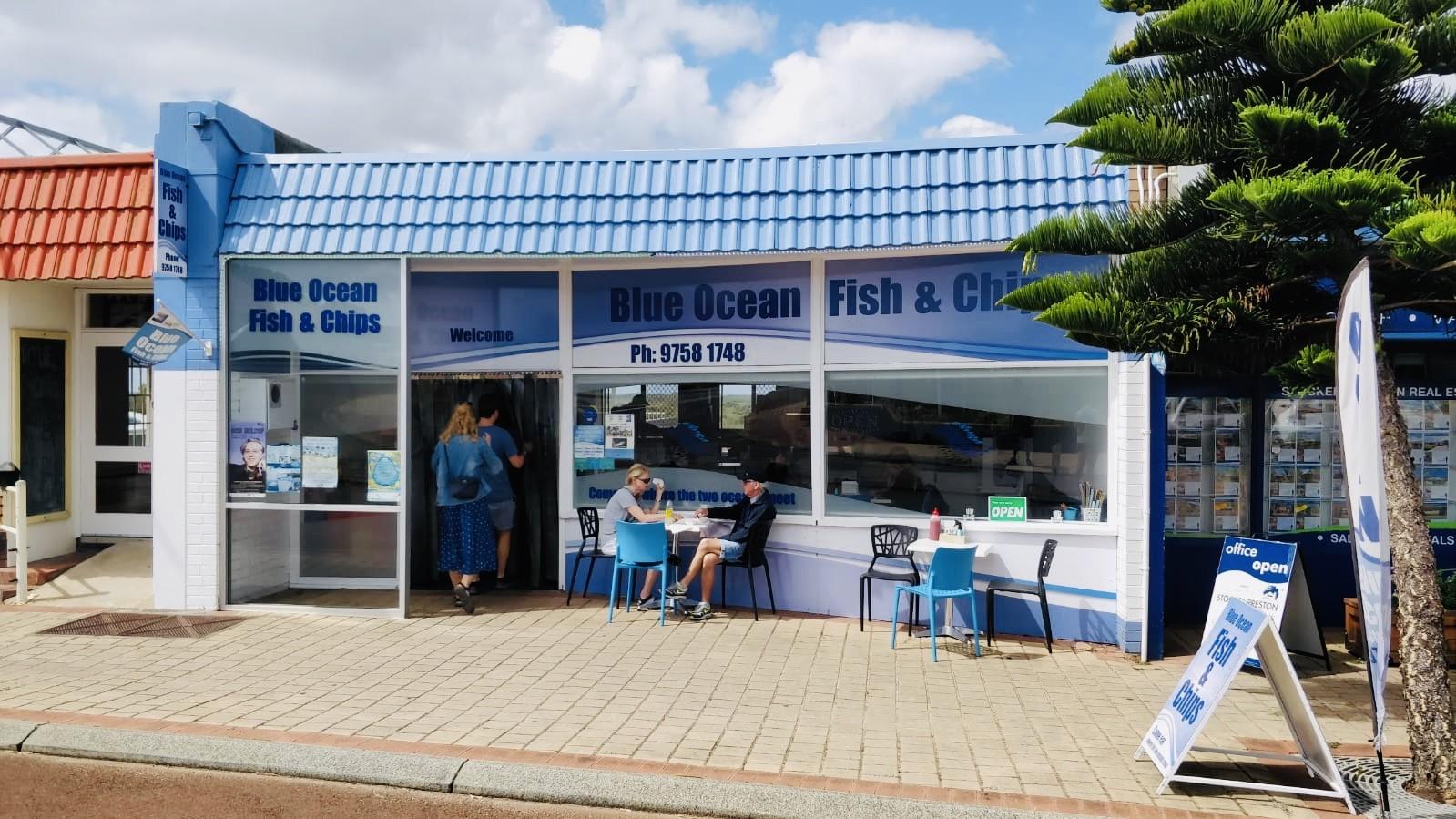 Augusta - Fish & Chips