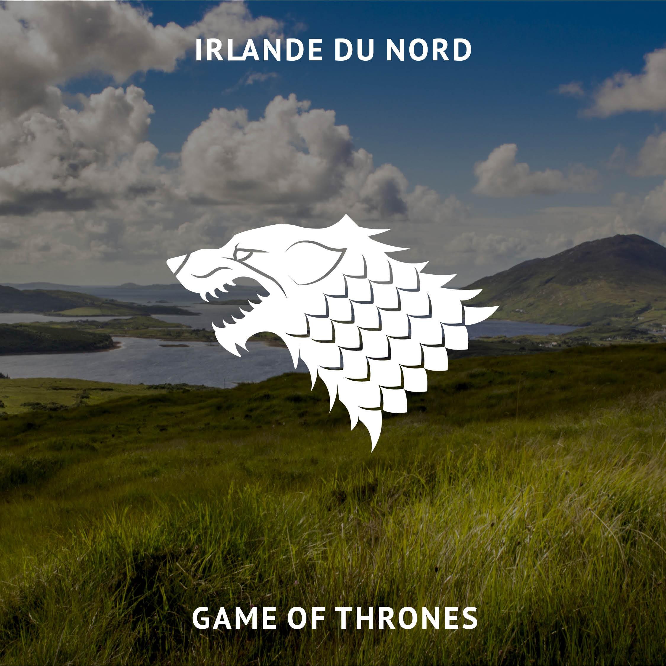 Irlande du Nord : Game of Thrones