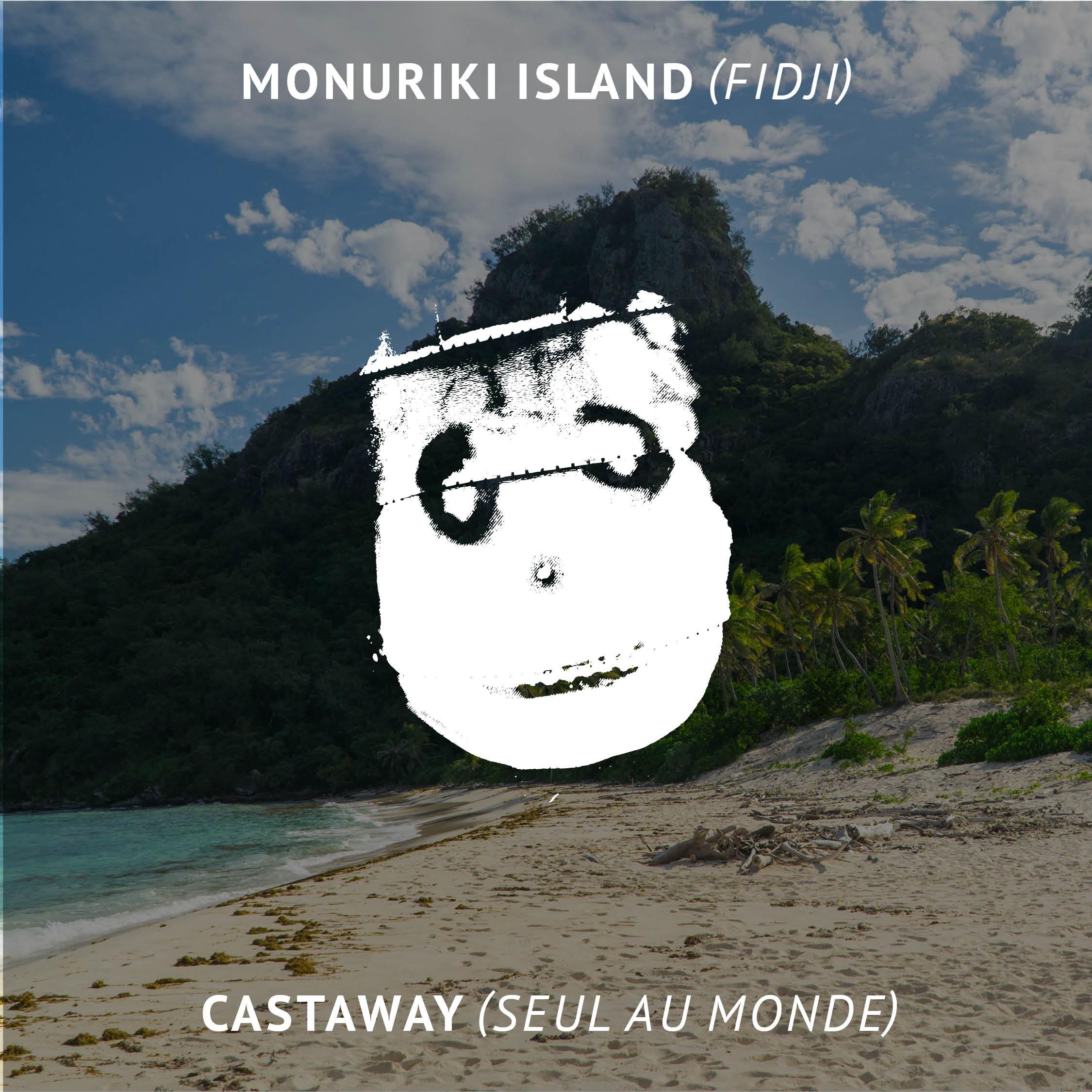 Monuriki Island Fidji