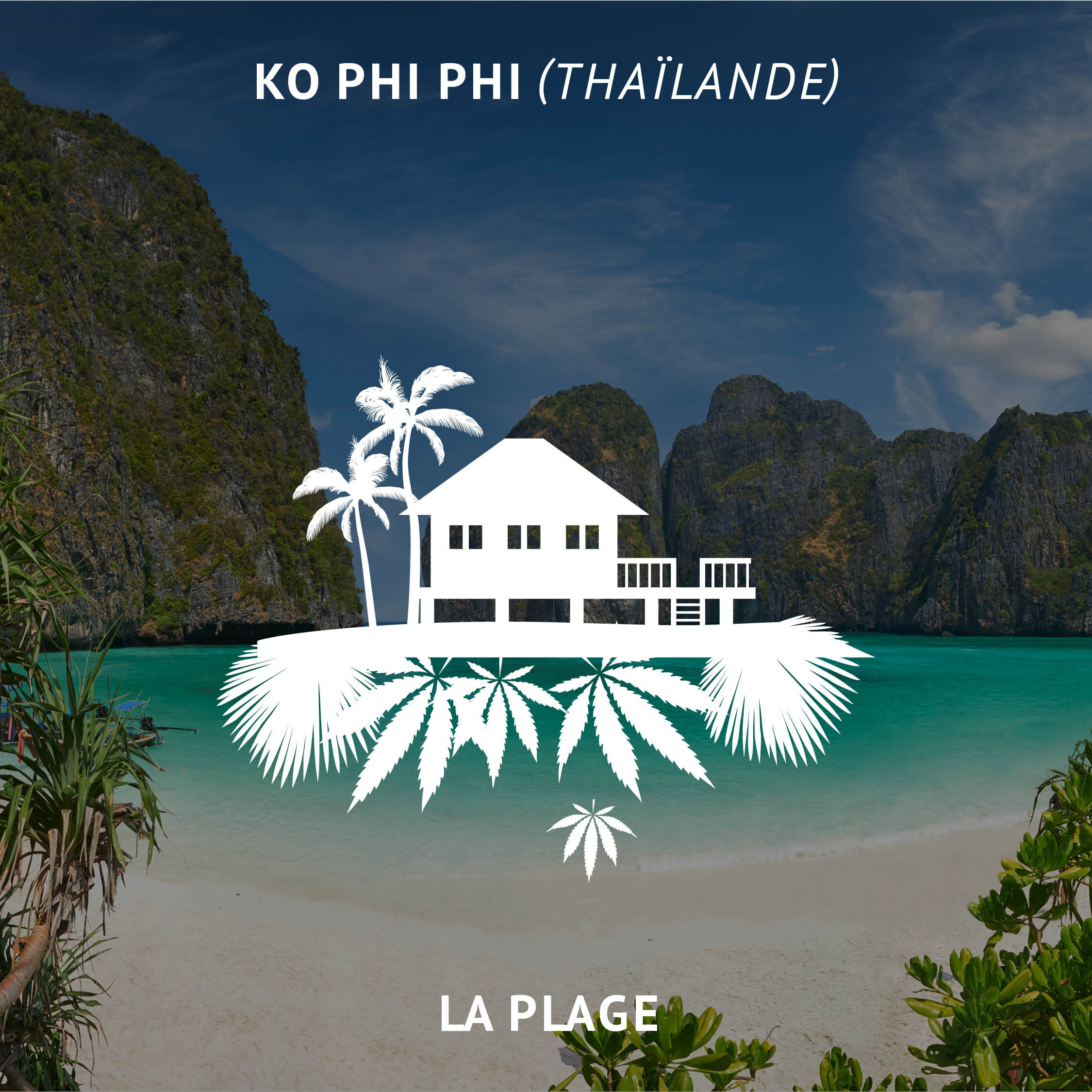 Ko Phi Phi Plage