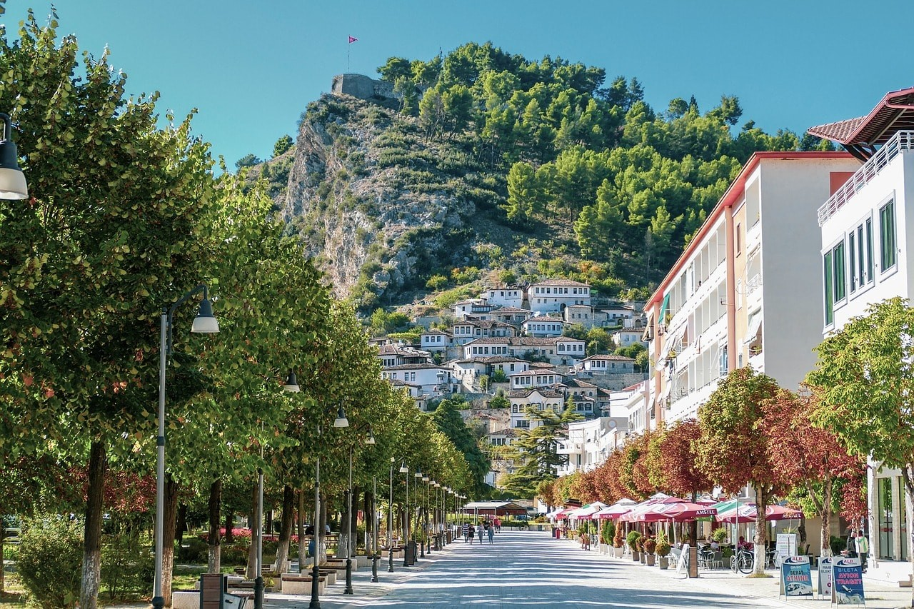 visiter l'Albanie