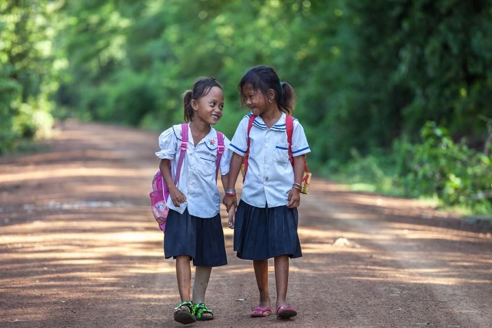 Handicap international au Cambodge