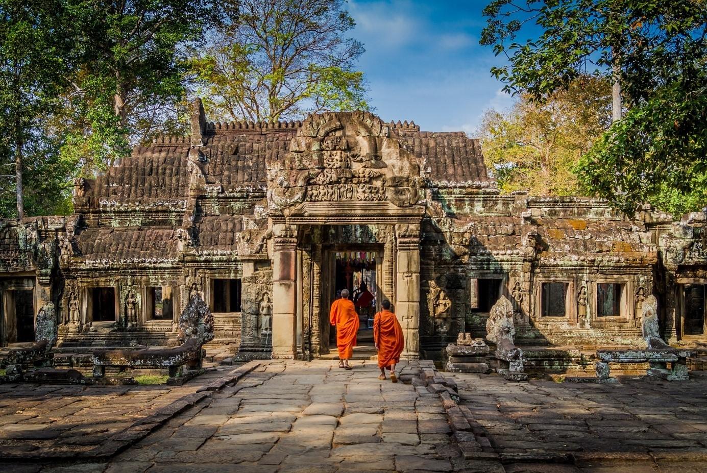 météo au Cambodge
