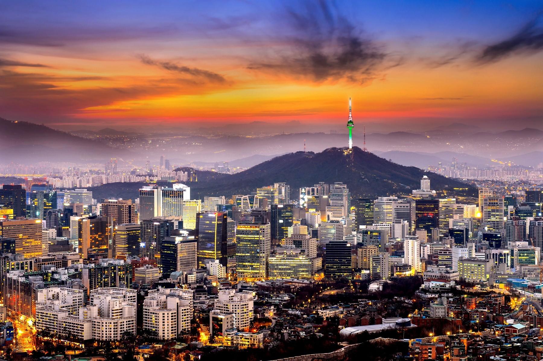 Découvrir la Corée du Sud