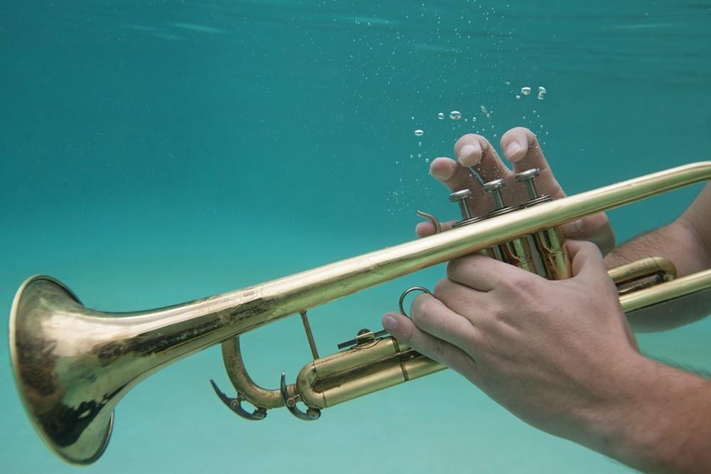 Festival de musique sous-marine - Looe Key Reef, Florida, USA