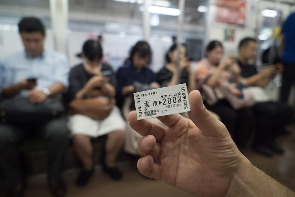 Tokyo : réussir à se repérer dans le métro