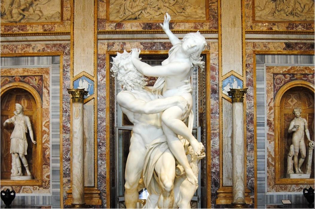 La Galleria Borghèse