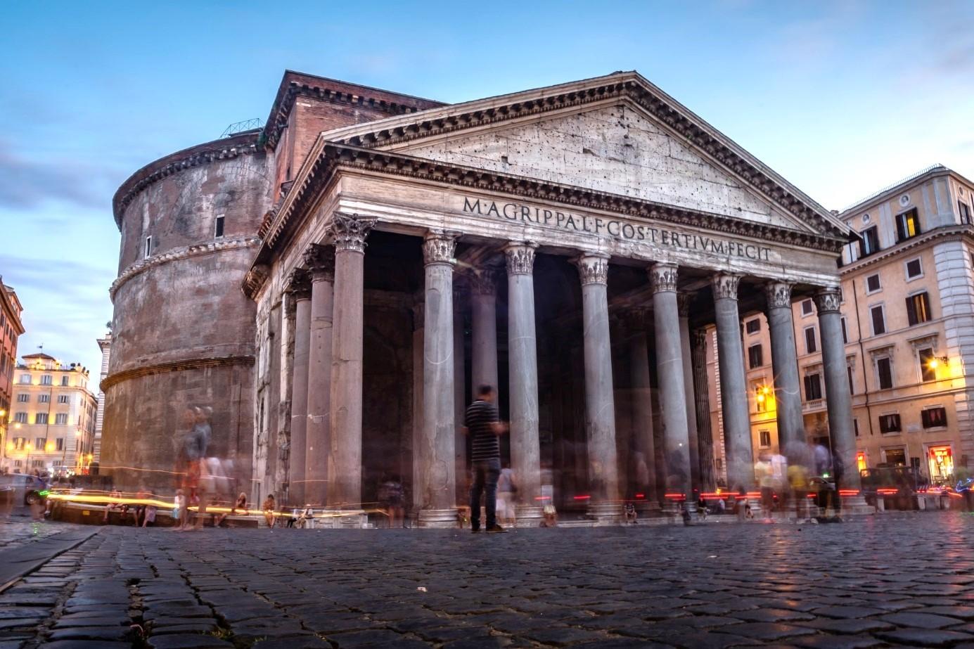 Le Panthéon d'Agrippa