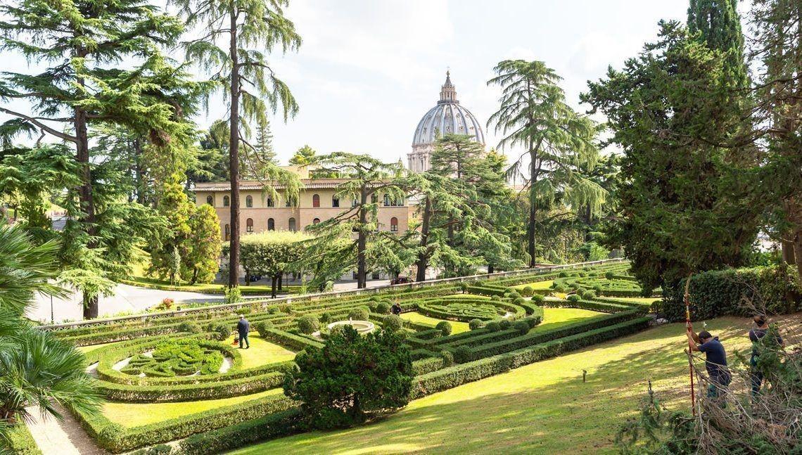 Les Jardins du Vatican