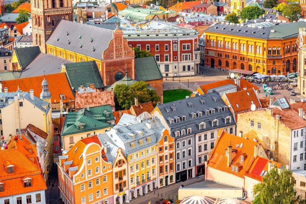 visiter la lettonie