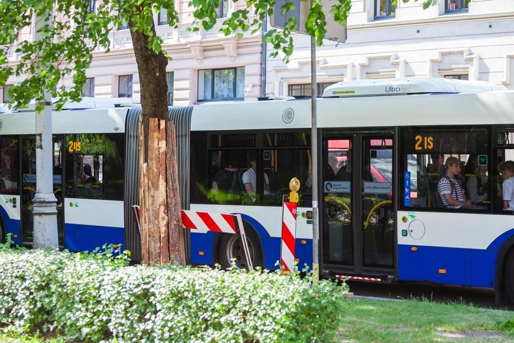 transport en lettonie