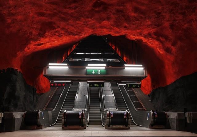 Métro de Stockholm