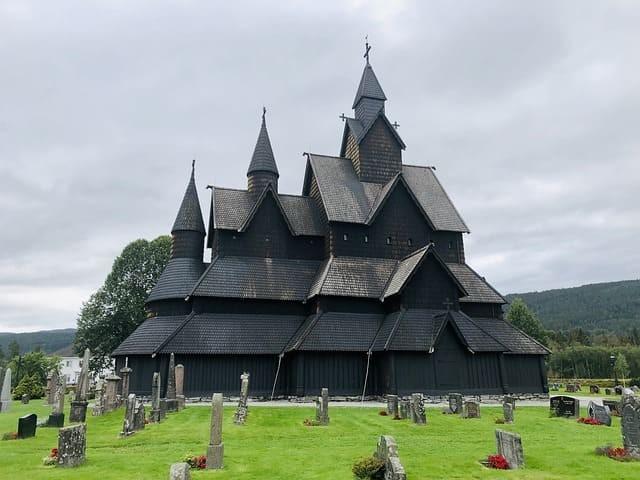 Monuments en Norvège