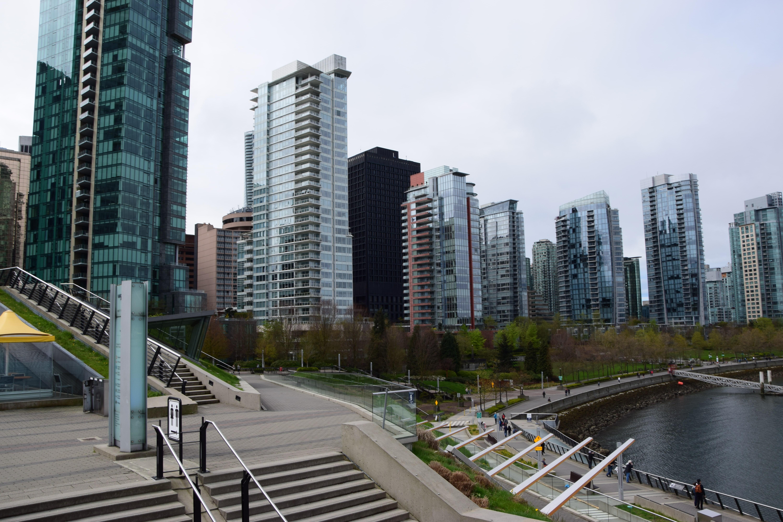 Skyline à Vancouver