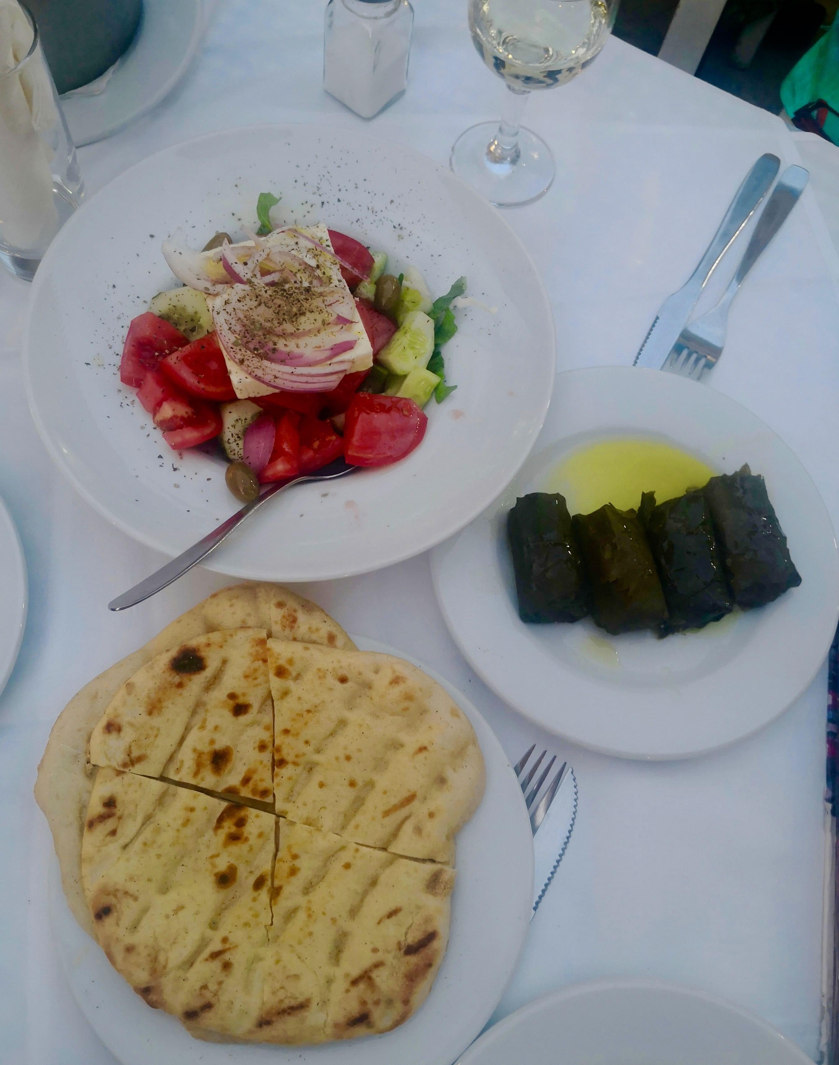 Que manger en Grèce
