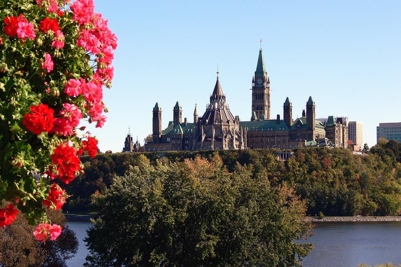 Ottawa au Canada
