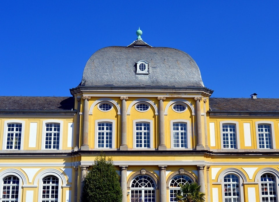 Monument historique à Bonn