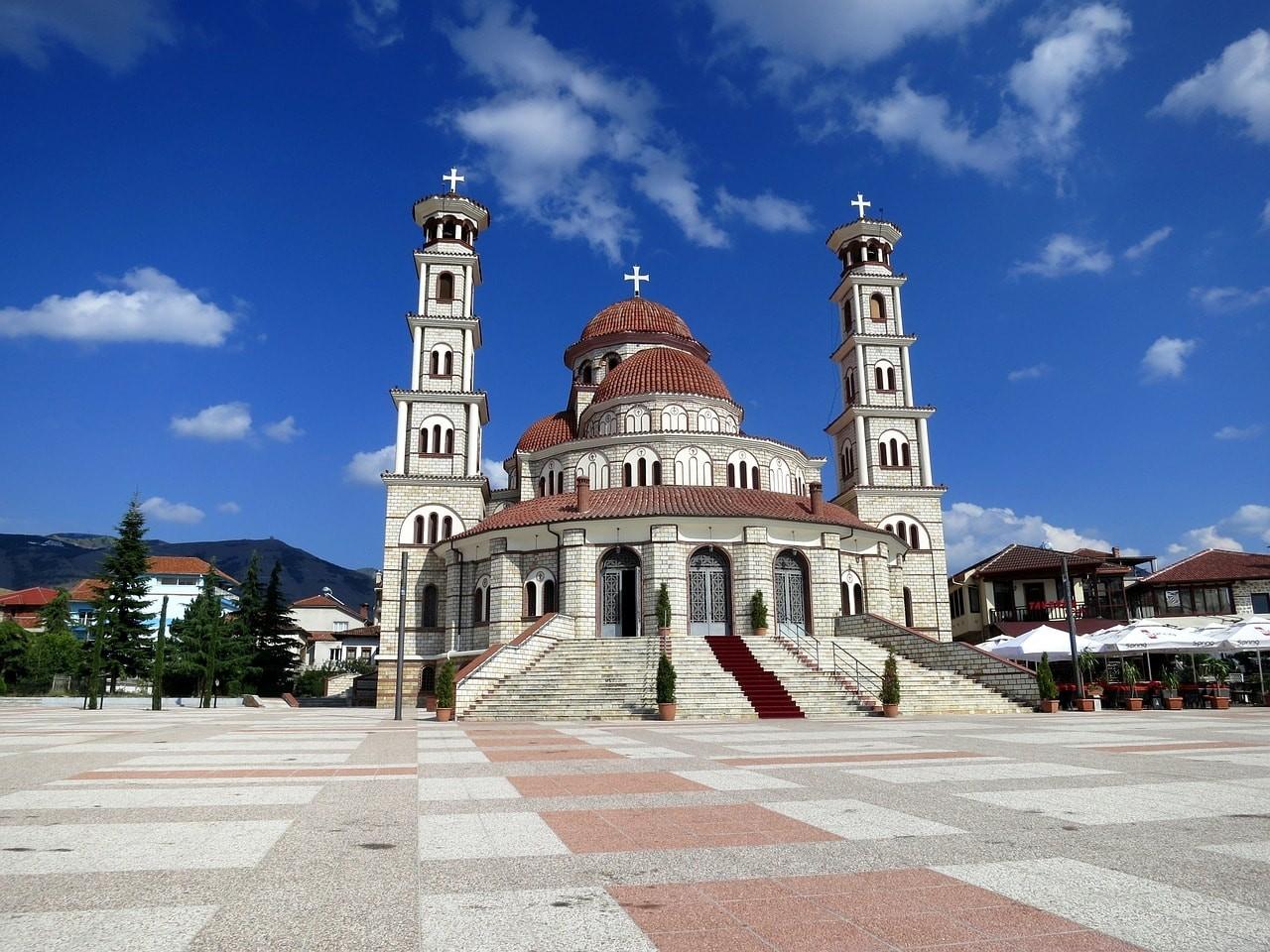 monuments historiques en Albanie
