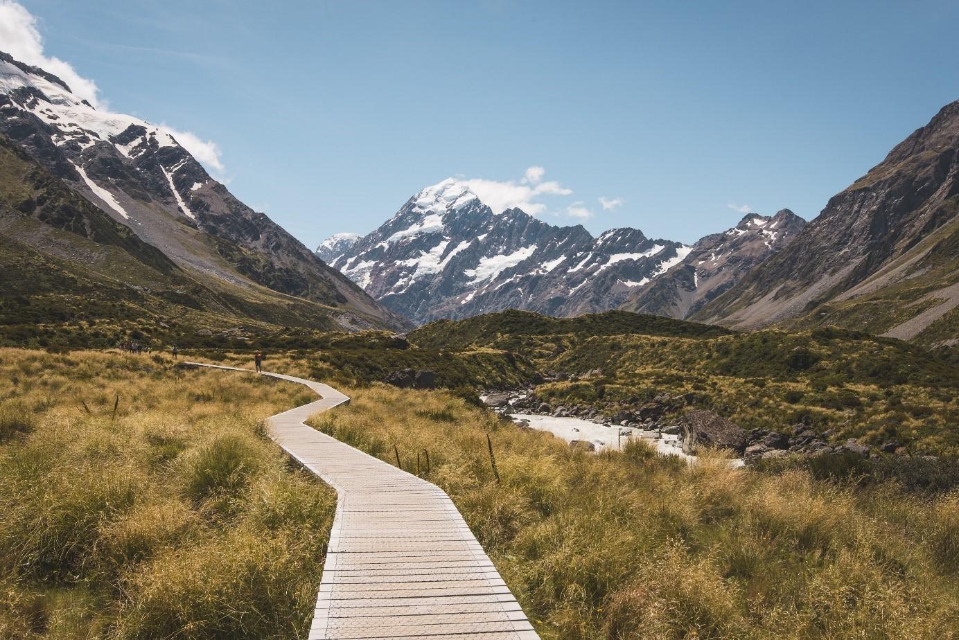 Fiordland en nouvelle zélande