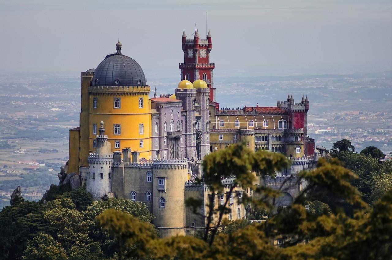Visiter Sintra au Portugal