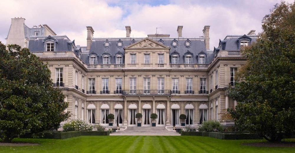 ambassade des états-unis à Paris