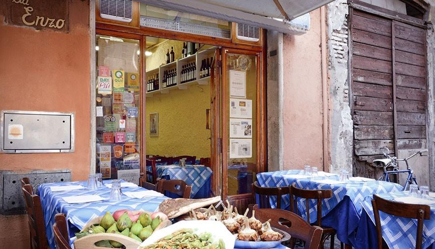 Nos restaurants coup de cœur de la cité éternelle