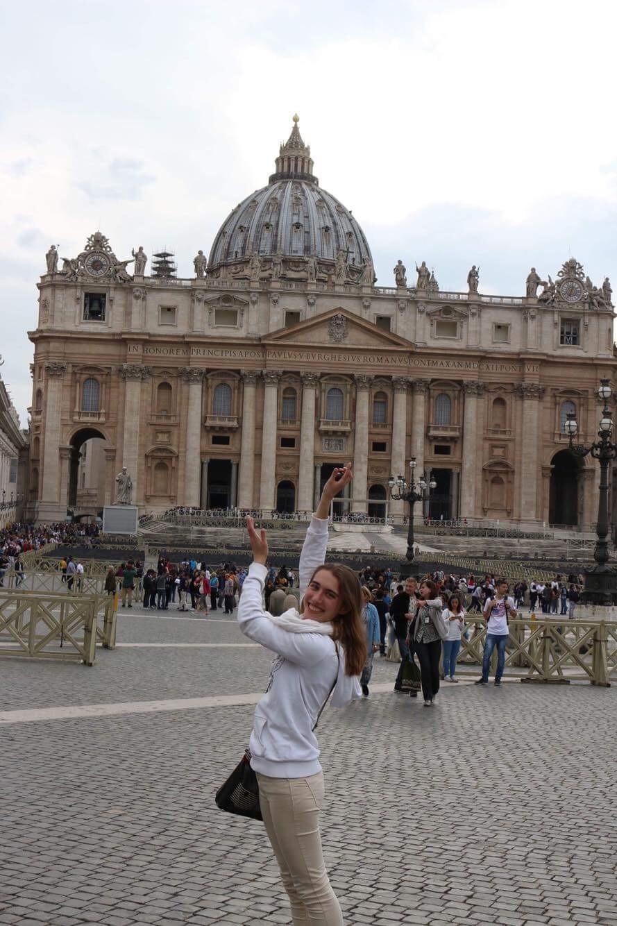 A la rencontre de 4 étudiants Erasmus français à Rome !