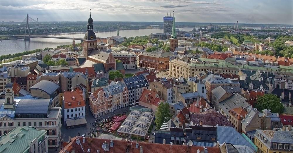 visiter Riga