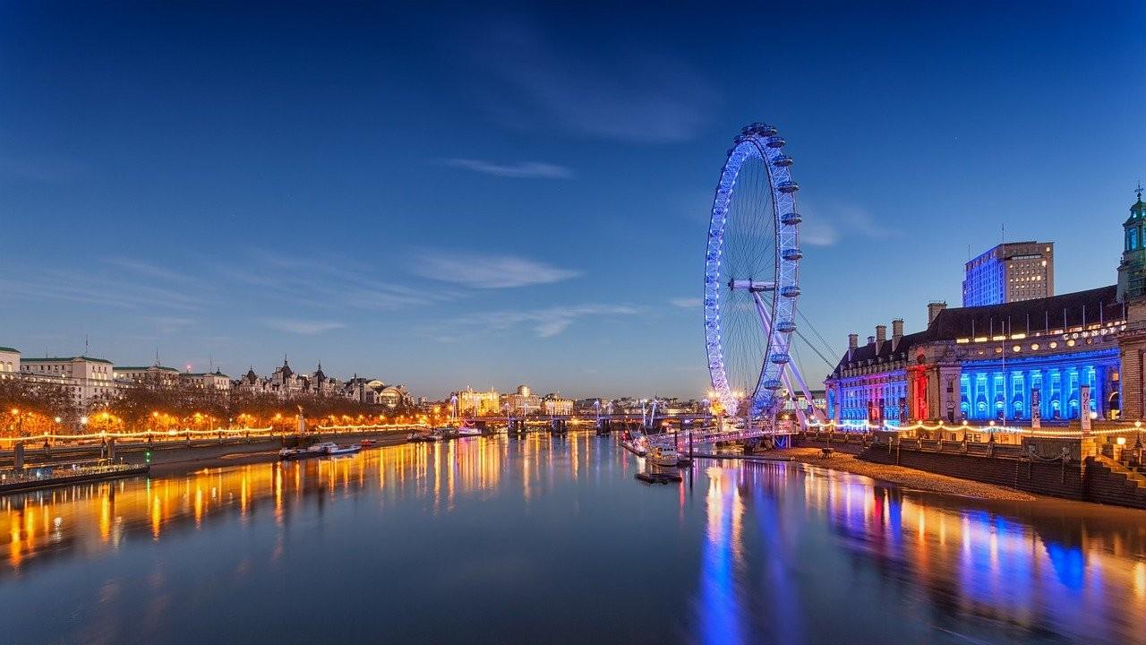 Ville cosmopolite de Londres
