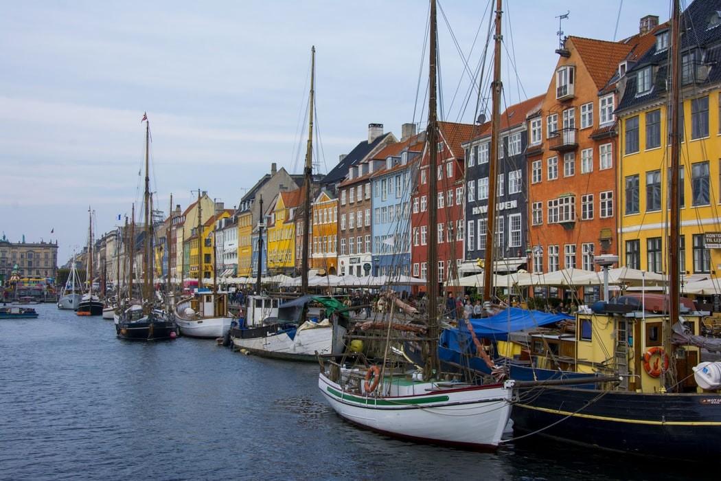 croisière depuis Copenhague au Danemark