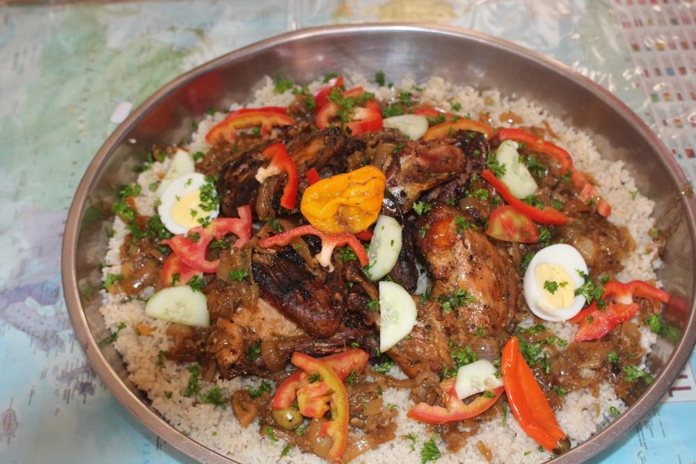 Cuisine de la Guinée