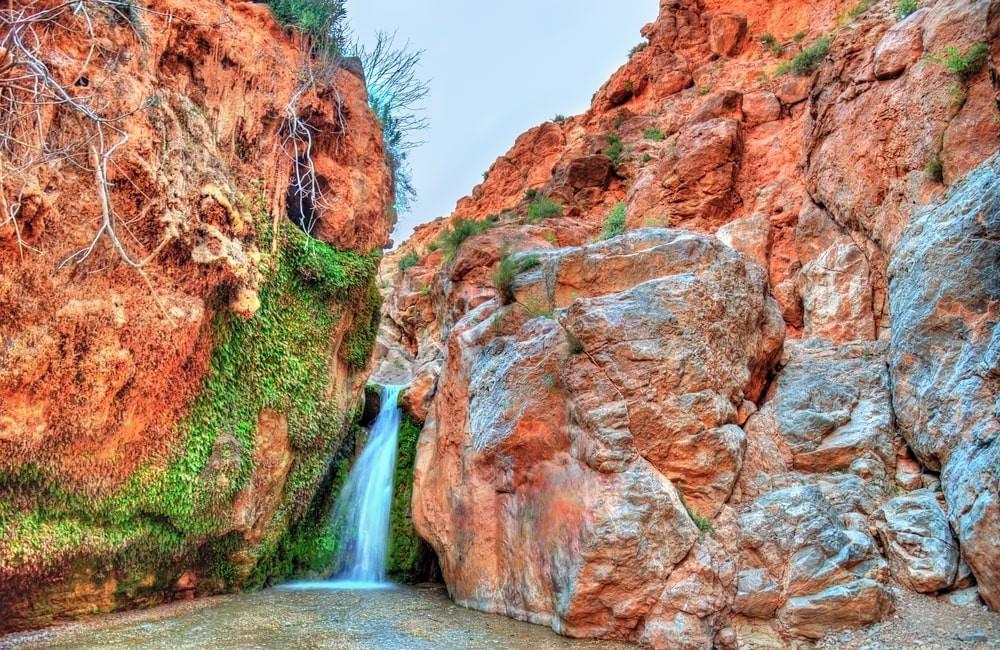 les gorges de dadès au Maroc