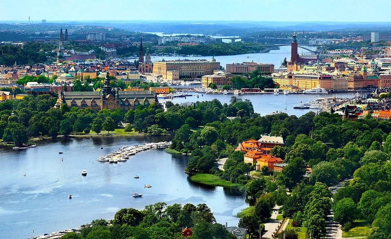 Trois jours à Stockholm