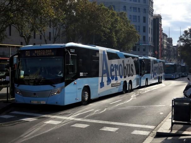 transports à barcelone