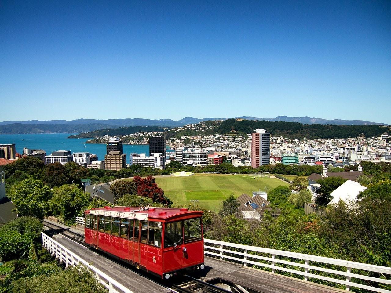 Transports à Wellington